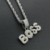 BOSS CHAIN AND CHARM - D90061