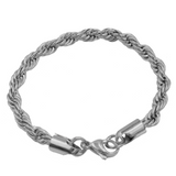 NATTY Steel Rope Bracelet |939111