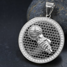 RAPPER Steel Pendant | 939281