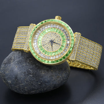 FOXY CZ ICED OUT WATCH | 51103422