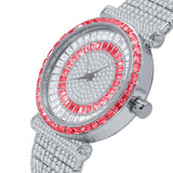 FOXY CZ ICED OUT WATCH | 5110346