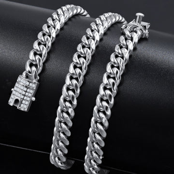 CANDOR STAINLESS STEEL CHAIN | 938031