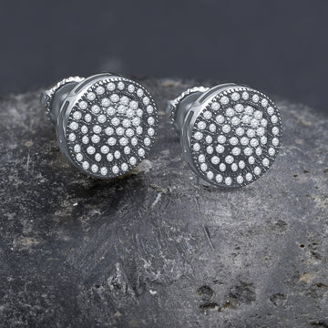 ANNULAR SCREW BACK EARRINGS  | 9212881