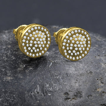 Annular Screw Back earrings | 9212882