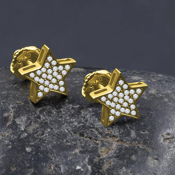 Steezy Screw Back earrings | 9213002