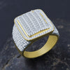 CLAMOROUS SILVER RING I 9214392