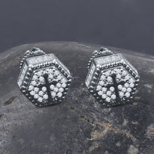 ETHEREAL SILVER EARRINGS | 9214461