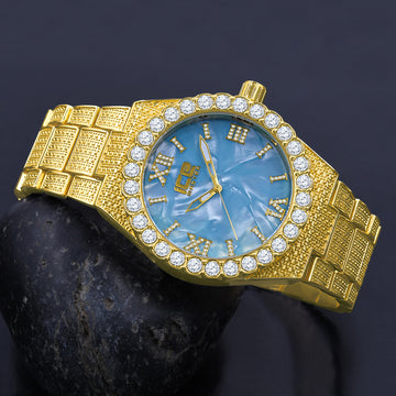 STYLIN HIP HOP METAL WATCH | 5627262