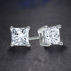 PALAZO Princess Cut CZ Stud | 960831
