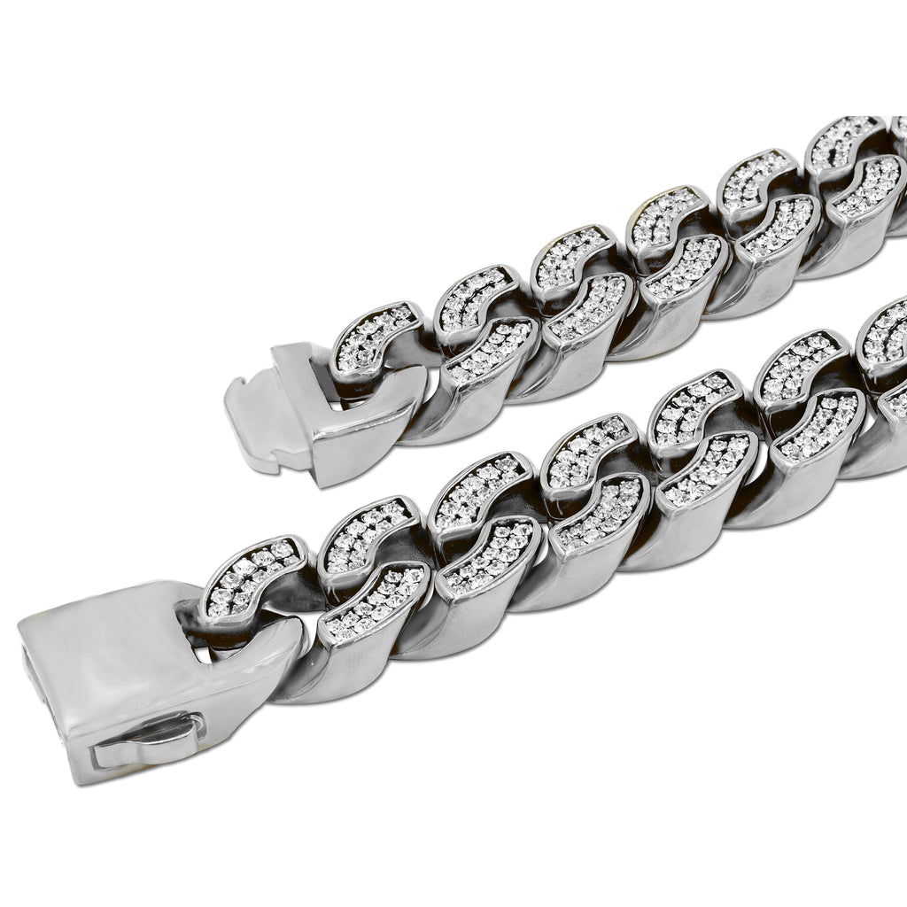 REFINED Stainless Steel Chain | 938981