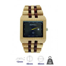 Natural Wood Watch for Men