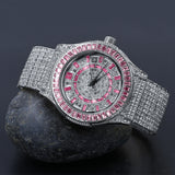 GALLANT Steel CZ Watch | 5110337