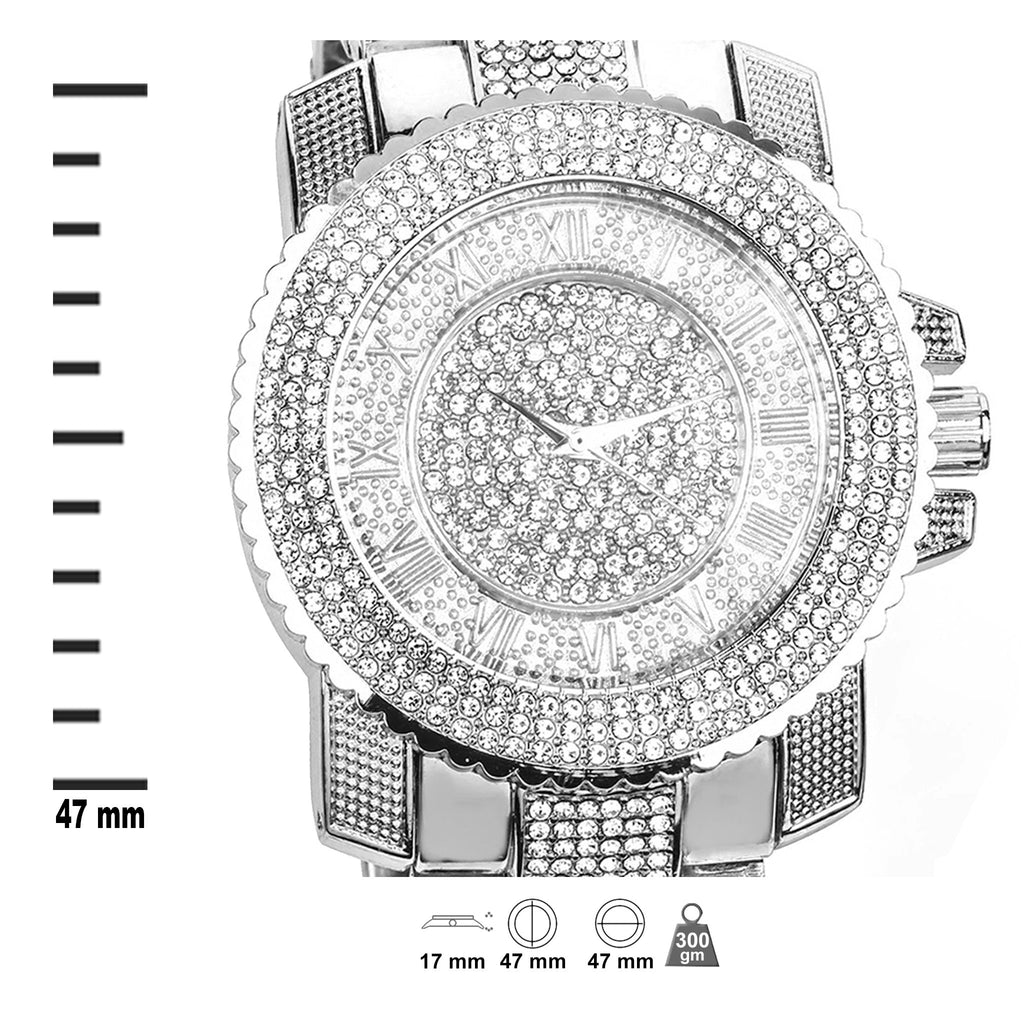 Roman Numeral Ultra Bling Set 530021