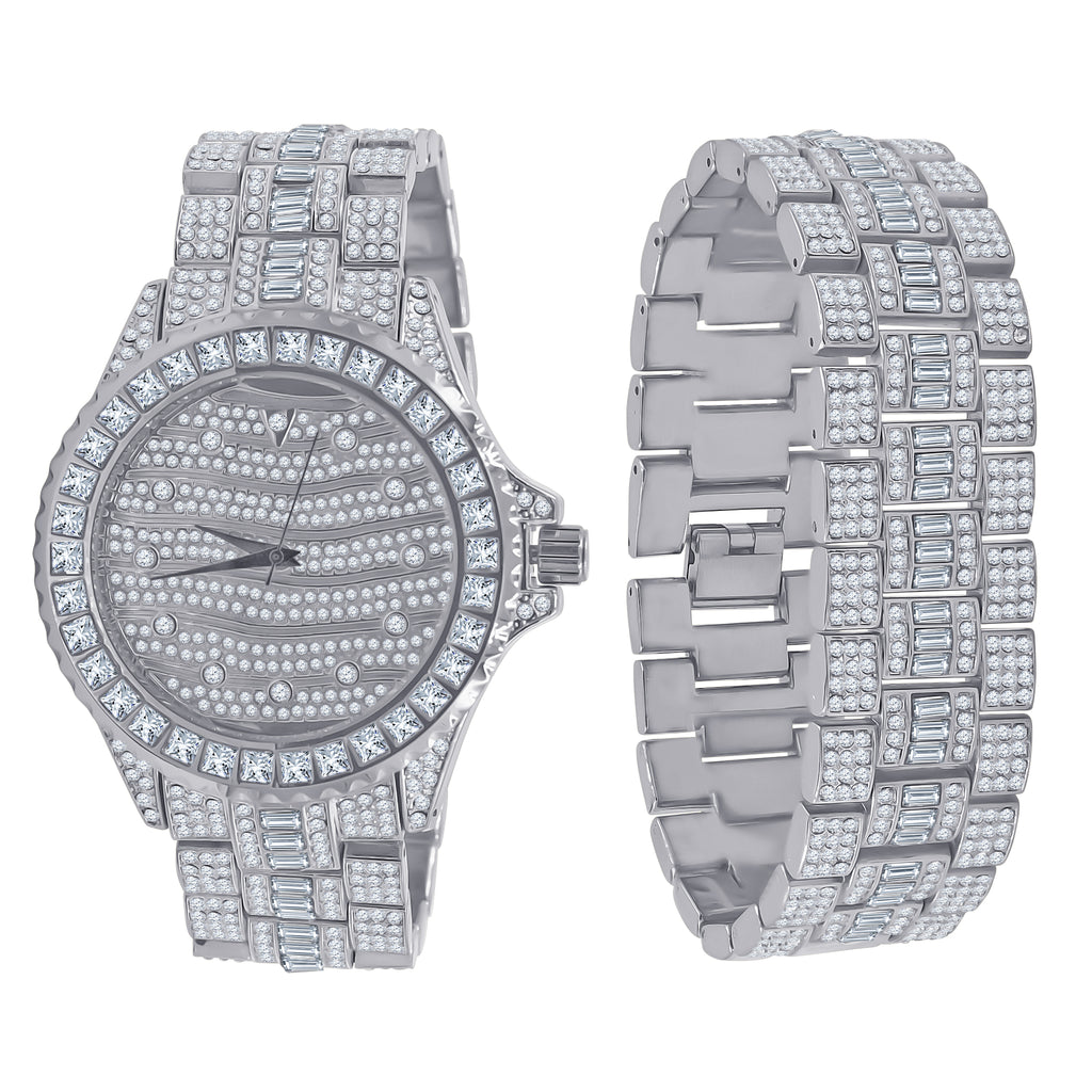 MONARCH Bling Master Watch Set | 530111