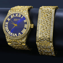 FLAMBOYANT ULTRA BLING WATCH SET | 5302913