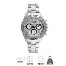 Bling Metal Watch For Men
