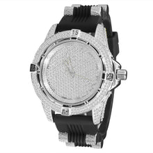 bullet  jelly band mens fashion watch