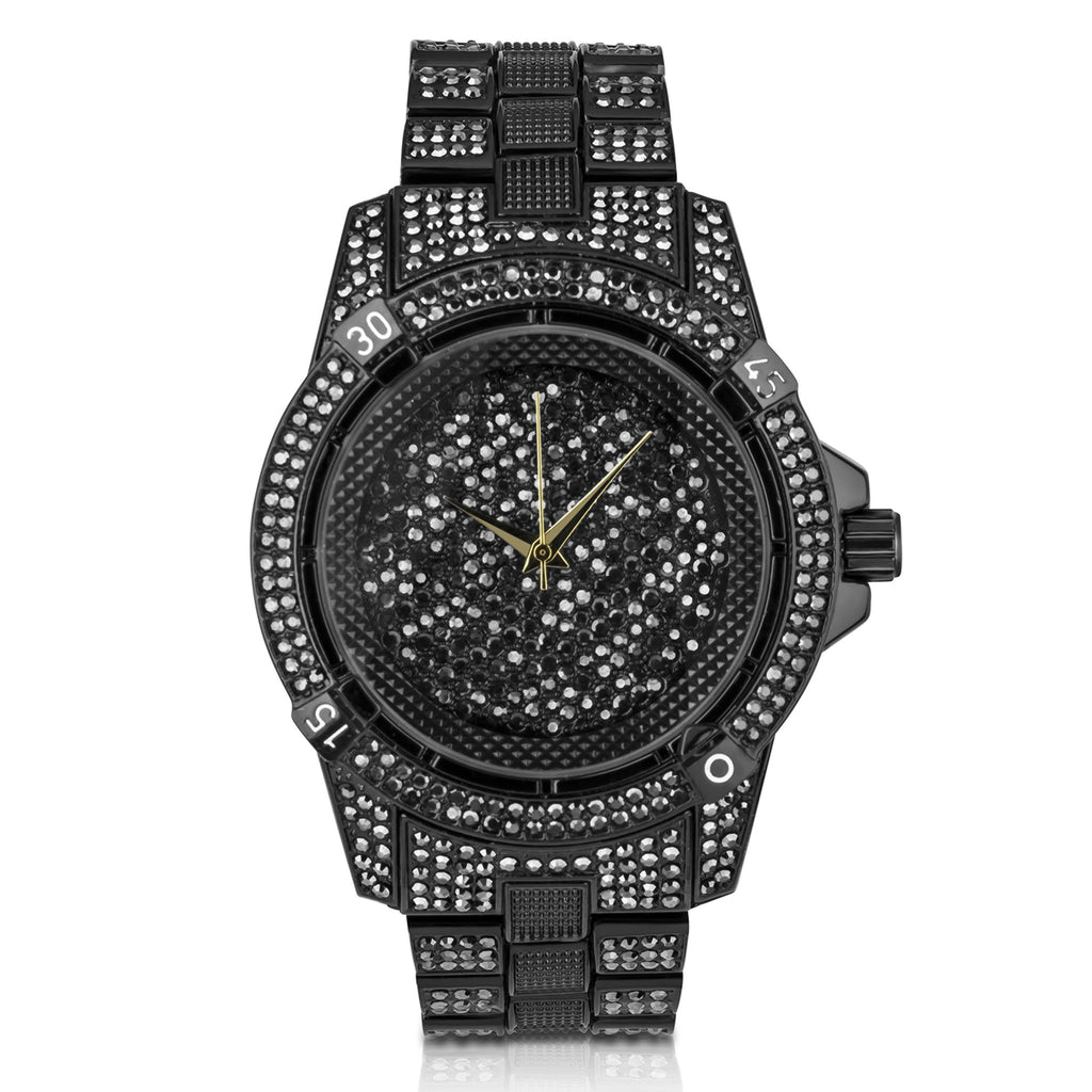 Bling Metal Watch-562063