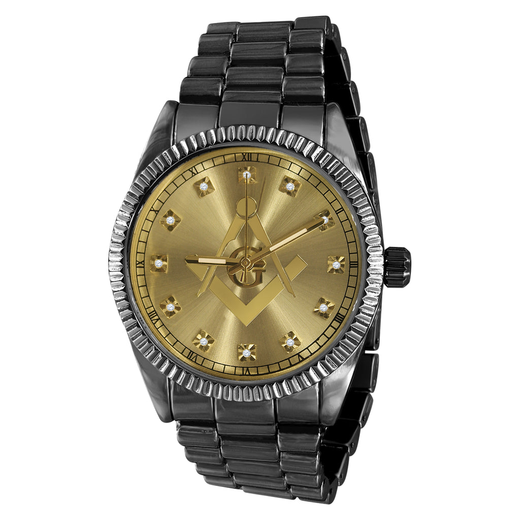bling-metal-band-watch-5624526