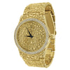 BULLION iCE Master Gold Color Nugget Watch | 562472