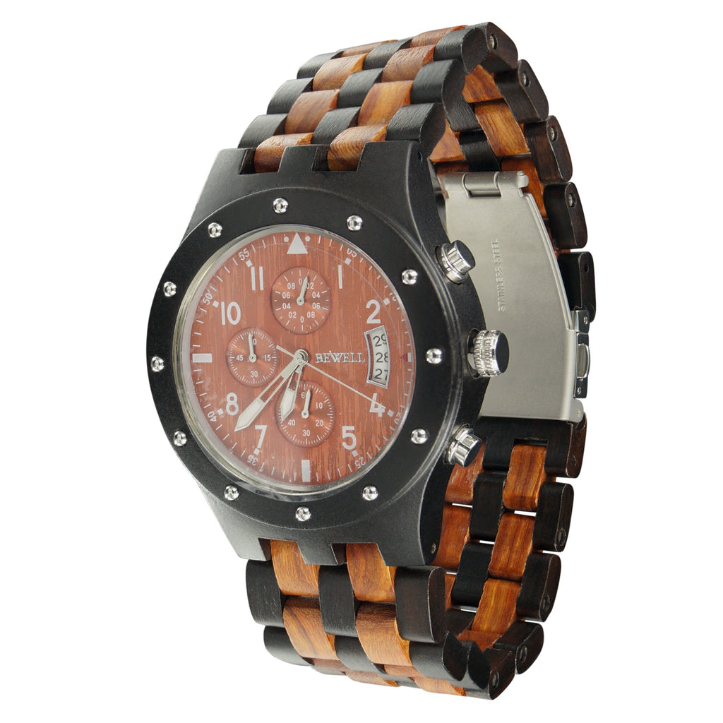 Natural Wood Watch - 570063