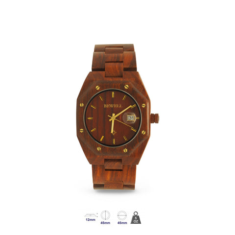 Men`s Watch Leather band