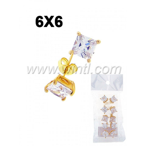 Diamond Stud Earrings-960991 test