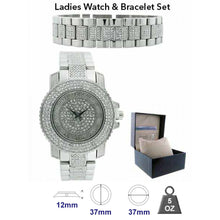 Watch & Bracelet set for women