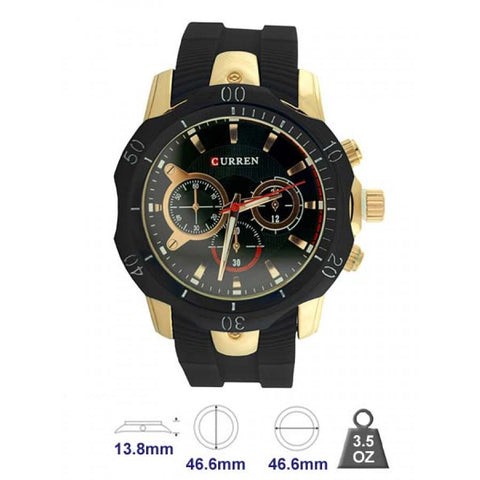 Jelly band Watch for Men`s