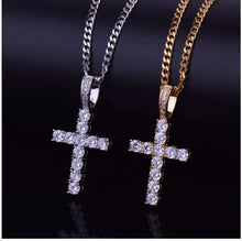 EMPEROR 3MM Tennis CZ Cross | 912721