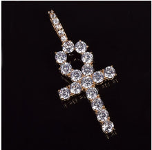 LOOP 4MM CZ Ankh Cross | 912681