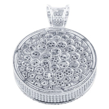 THE KING 925 Pendant with CZ Stone  | 9210207