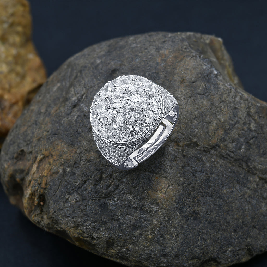ANGELIC 925 SILVER RING  |9211401
