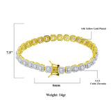 ICECUBE 6 MM SQUARE TENNIS Bracelet | 962481
