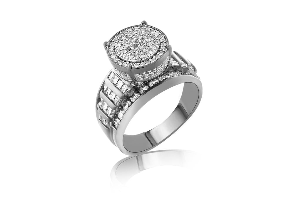 Ladies Silver Rings 926641
