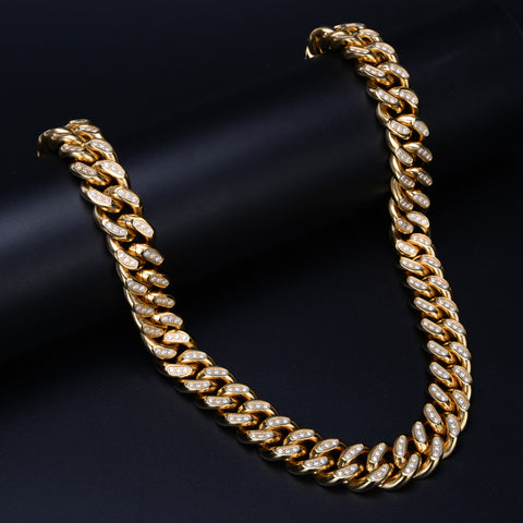CREW BM 8 MM Cuban Bracelet | 970751