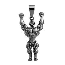 MUSCLE Steel Pendant | 938751