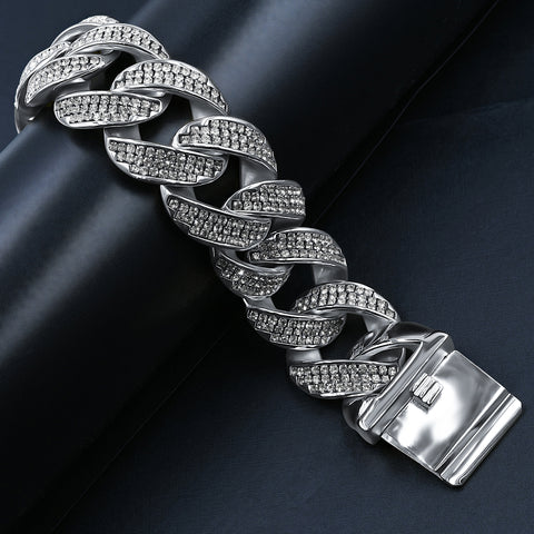 CREW BM 13 MM Cuban Chain  | 970712