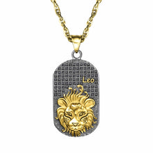 IMPERIAL Leo Stainless Steel Chain & Charm | 939102