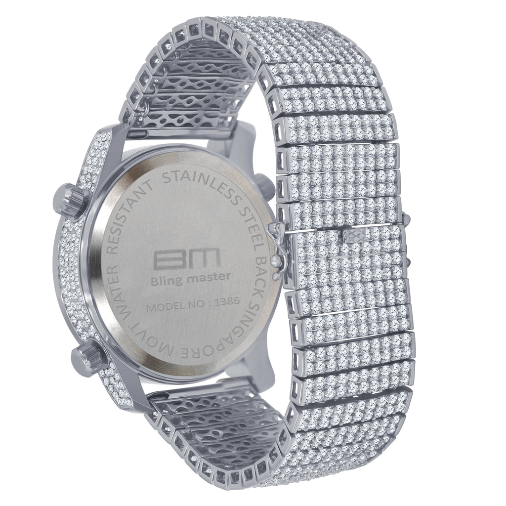 Traveller CZ ICED OUT WATCH | 5110301