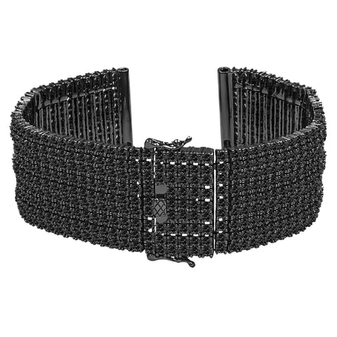 CZ Watch Bands