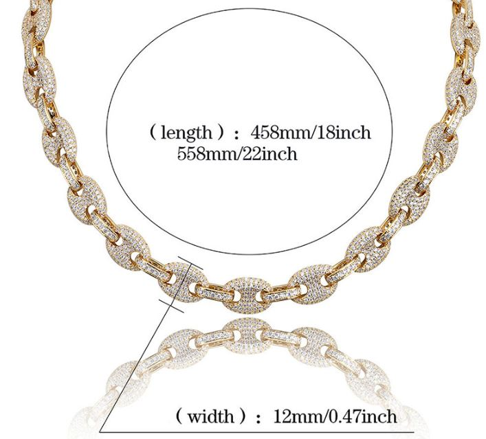 ZEPHYR Puff Chain | 961702
