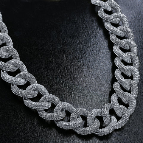 GIGANTIC 18 MM Cuban Chain | 9618269