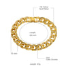 CREW 13MM Cuban Bracelet | 970482