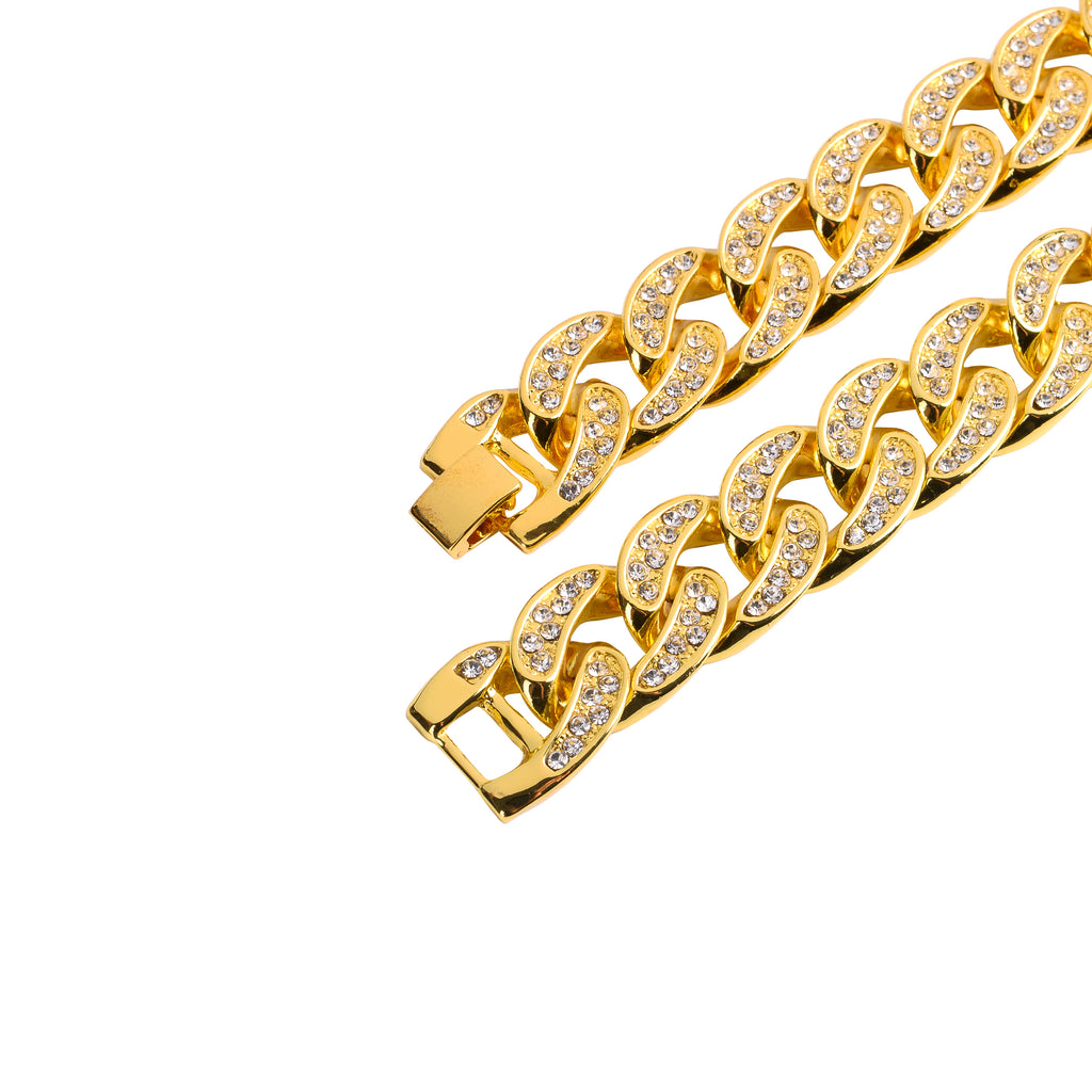 CREW BM 18 MM Cuban Chain  | 970552