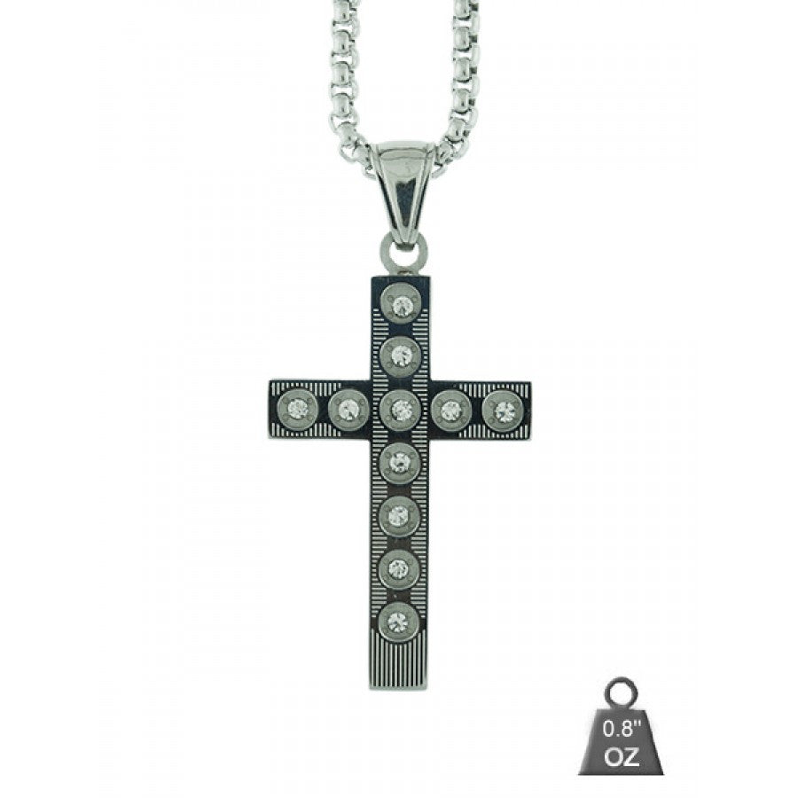 Stainless Steel Cross in elegant design