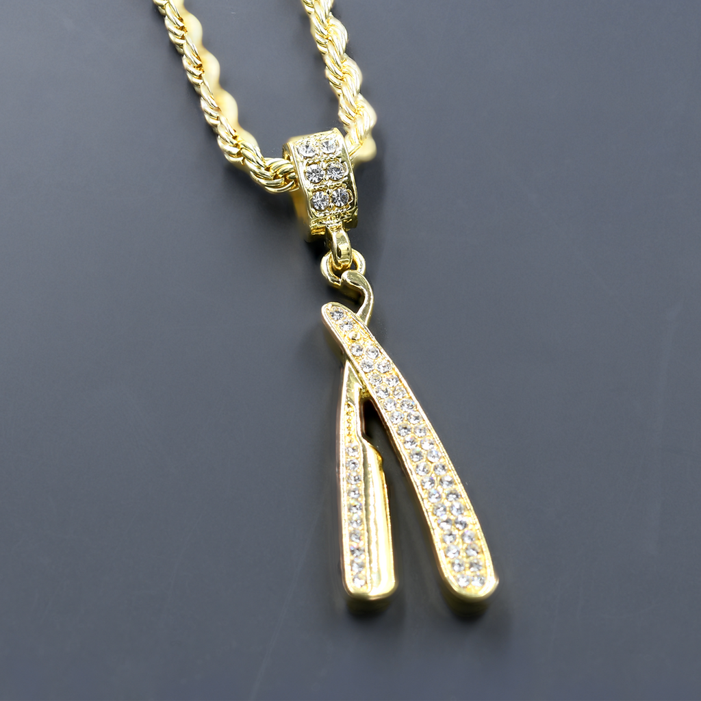 CHAIN AND CHARM - D911822