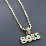 CHAIN AND CHARM - D90062