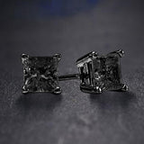 PALAZO Princess Cut CZ Stud | 960933
