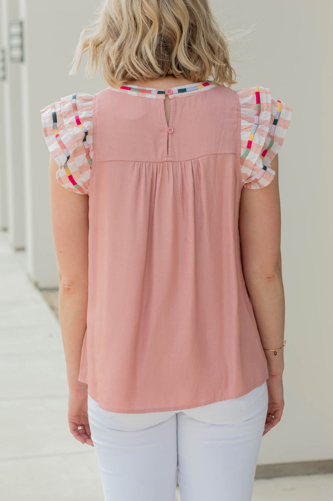 The Darcy Top